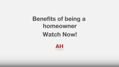 Benefits of being a homeowner