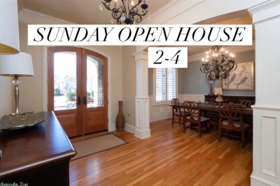Sunday Open House May 5th!