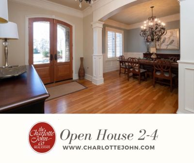 Sunday Open House October 6th