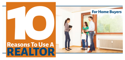 10 Reasons to Use a Realtor (For Home Buyers)