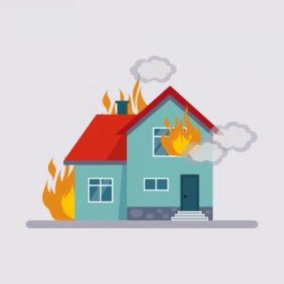 THREE LEADING SOURCES OF HOUSEHOLD FIRES