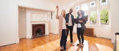 Use these interior design trends to market a home and sell it faster
