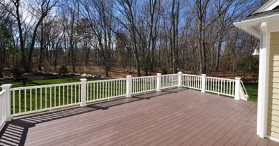 Are Decks Losing Favor With Homeowners?