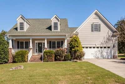 Coming Soon! Charming Youngsville Cape Cod!