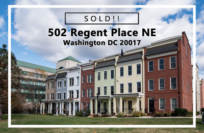 Our Listing in DC!