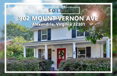 Lovely 3 Bedroom Home in Del Ray