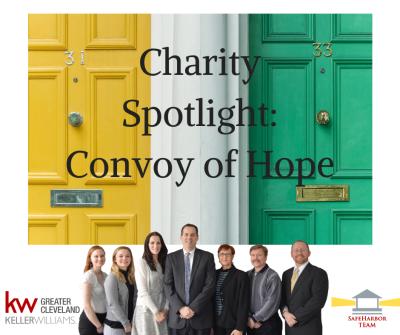 Charity Spotlight: Convoy of Hope
