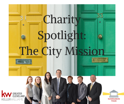 Charity Spotlight: The City Mission