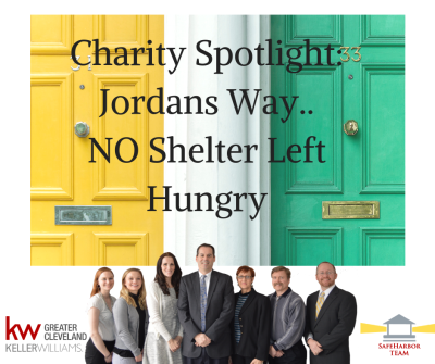 Charity Spotlight: Jordans Way..NO Shelter Left Hungry