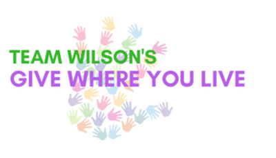 Team Wilson Realty's 3rd Annual Give Where You Live Event