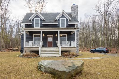 An Instant Community in the Catskills