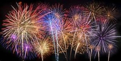 4th of July Fireworks Locations