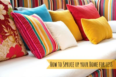 20 Low-Cost Ways to Spruce Up Your Home
