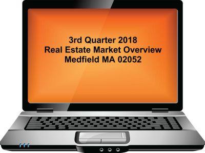 Medfield MA 3rd Quarter 2018 Real Estate Market Report