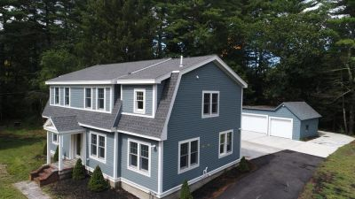 Open House Sunday in Norfolk MA at 298 Main Street – Improved Price!