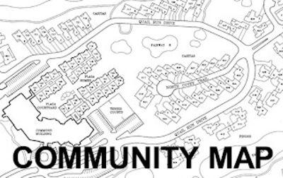 Quail Run Community Map