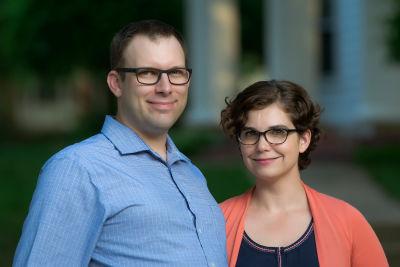 Dawn and Zac Shipley