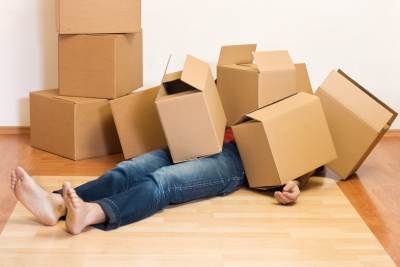 Tips for Moving Out of Your Sold Home