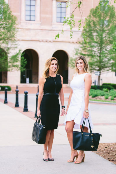 Shana Brookshire Harris & Lisa Andres