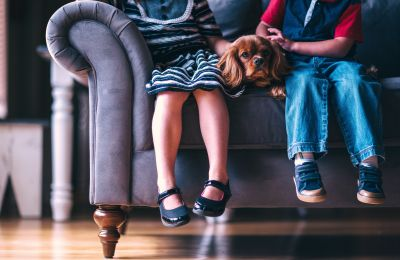 Buying and Selling with Children (and staying sane)