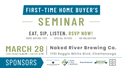 First-Time Home Buyer's Seminar