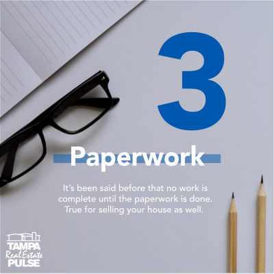 The Selling Experience #3: The Paperwork