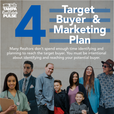 The Selling Experience #4: Target Buyer and Marketing Plan