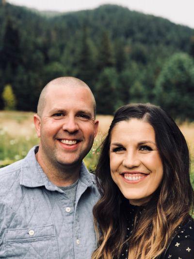 Gavin & Brooke Johnson