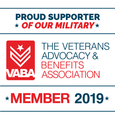We are proud to belong to the Veterans Advocacy & Benefits Association