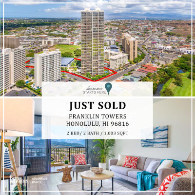 Just Sold! | Franklin Towers