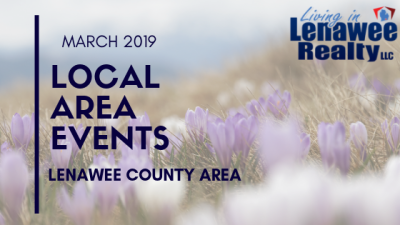 March Local Events