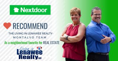 Recommend us on Nextdoor!
