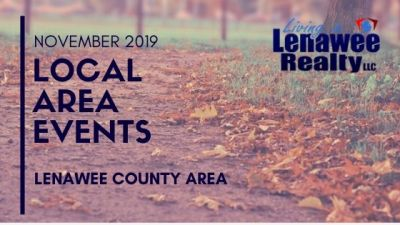 November Events in Lenawee County