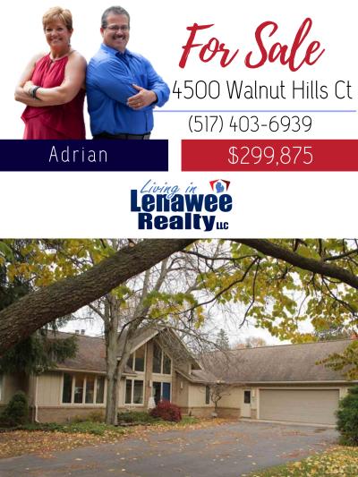 4500 Walnut Hill, Adrian