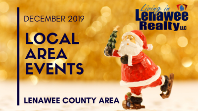 Lenawee County December Events