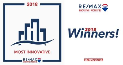 2018 Most Innovative Award Winners