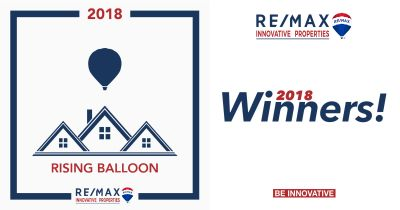 2018 Rising Balloon Award Winners