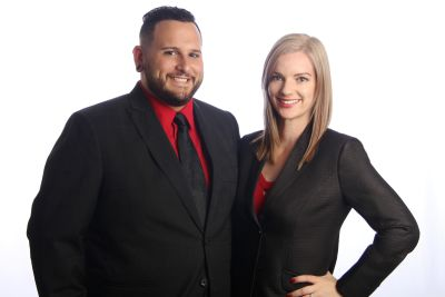 The Lally Team Charlene &amp; Matthew<br />Licensed Real Estate Salespeople
