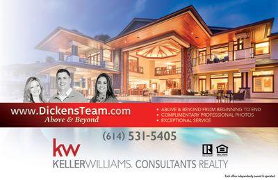 Matt Dickens<br>The Dickens Team<br> Real Estate<br>