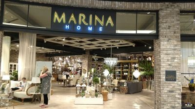Marina Home: Can I just Move Into this Store?