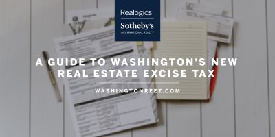 2020 Real Estate Excise Tax (REET) Changes For Washington