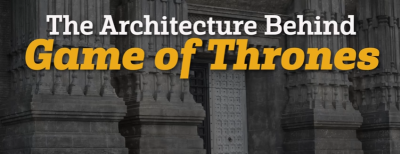The architecture that inspired Game of Thrones
