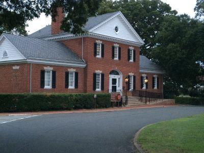 Fredericksburg Battlefield Visitors Center