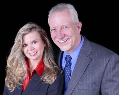 Debbie Key & Deryk Harper