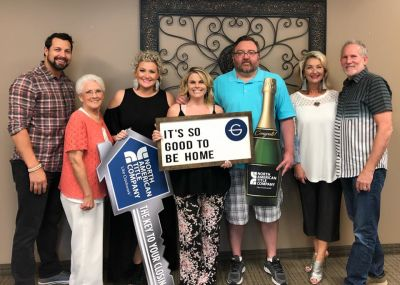 Congratulations to our new home owners for September