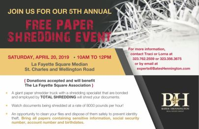 5th annual shred event
