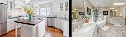 Kitchen and Bath Renovations That Make Sense