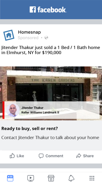 Sold in 11373