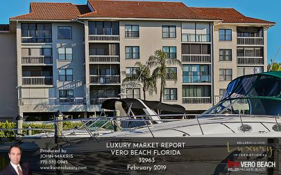 Vero Beach Luxury Market Report for 32963 – February 2019