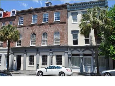 Downtown Charleston Office Listings